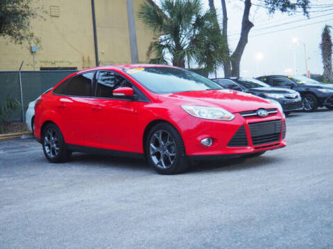 2013 Ford Focus for sale at Winter Park Auto Mall in Orlando FL