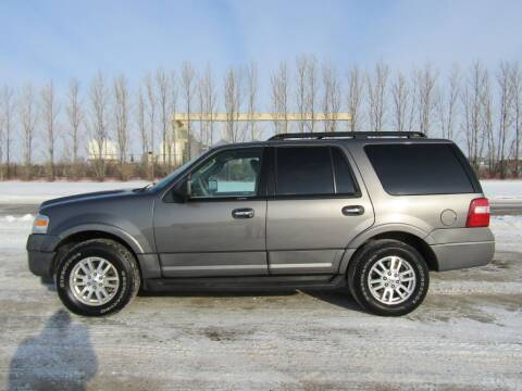 2011 Ford Expedition for sale at Elliott Auto Sales in Moorhead MN