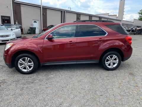 2010 Chevrolet Equinox for sale at A & R Motors in Richmond VA