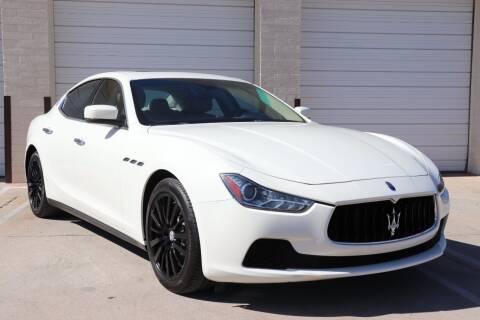 2015 Maserati Ghibli for sale at MG Motors in Tucson AZ