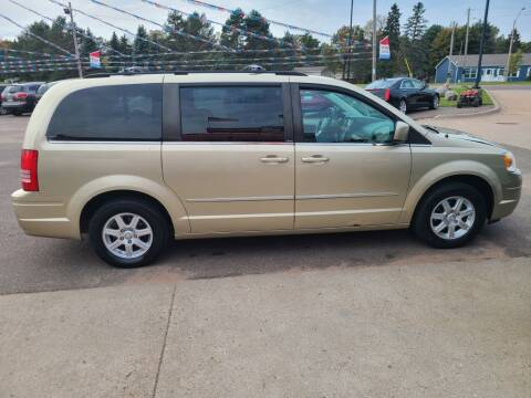 2010 Chrysler Town and Country for sale at Rum River Auto Sales in Cambridge MN