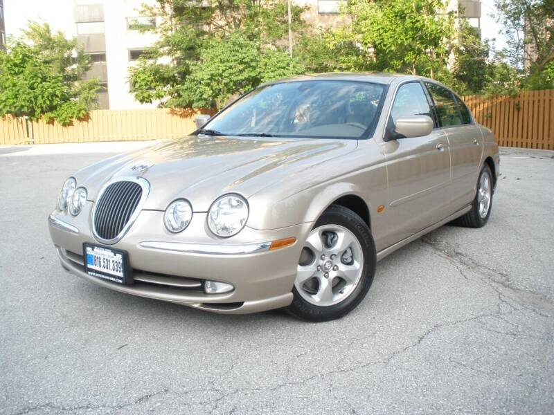 2000 Jaguar S-Type for sale at Autobahn Motors USA in Kansas City MO