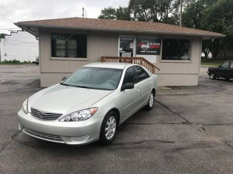 2005 Toyota Camry for sale at Big Red Auto Sales in Papillion NE