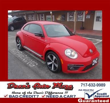 2014 Volkswagen Beetle for sale at Dean's Auto Plaza in Hanover PA