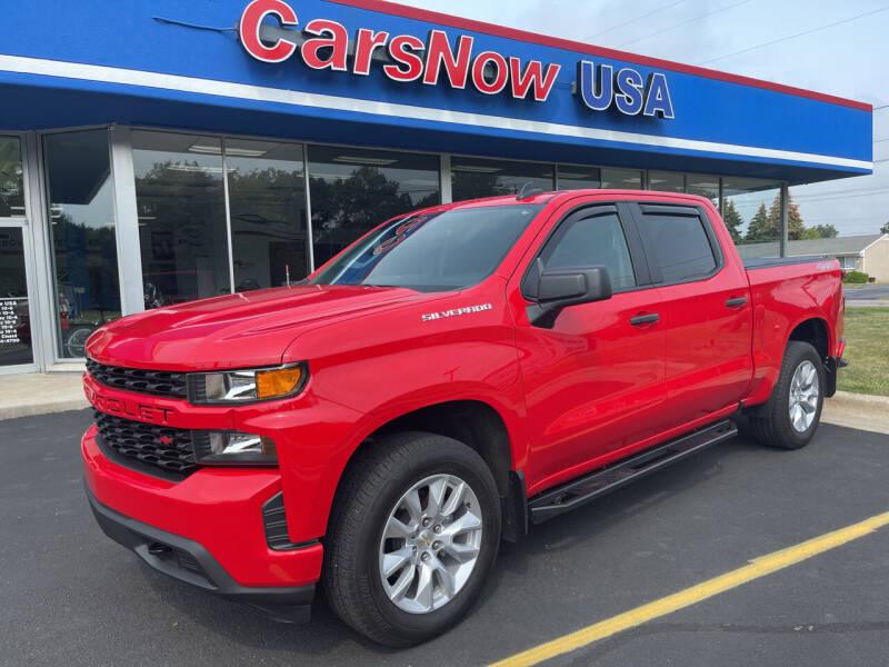 2021 Chevrolet Silverado 1500 for sale at A 1 Motors in Monroe MI