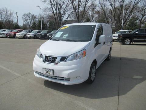 2017 Nissan NV200 for sale at Aztec Motors in Des Moines IA