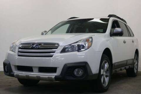 2014 Subaru Outback for sale at Clawson Auto Sales in Clawson MI