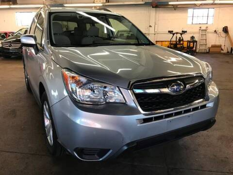 2015 Subaru Forester for sale at John Warne Motors in Canonsburg PA