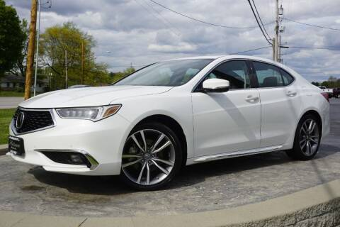 2019 Acura TLX for sale at Platinum Motors LLC in Heath OH