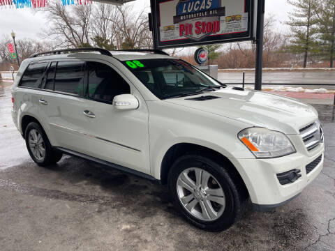 2008 Mercedes-Benz GL-Class for sale at Midwest Motors 215 Inc. in Bonner Springs KS