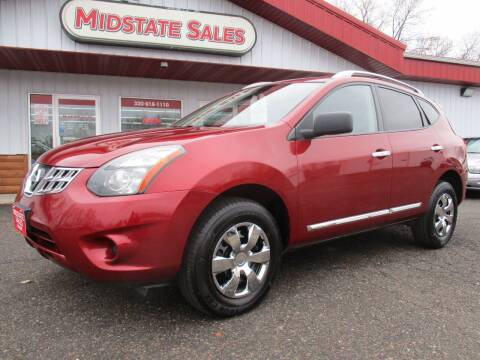 2014 Nissan Rogue Select for sale at Midstate Sales in Foley MN