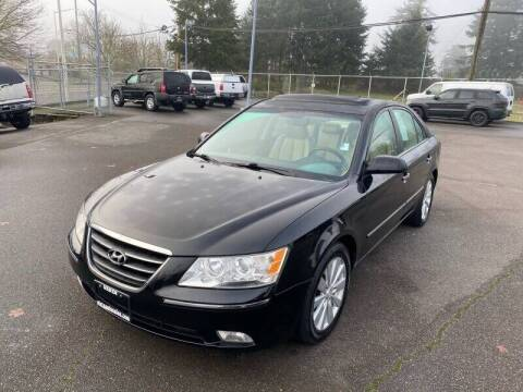 2009 Hyundai Sonata for sale at TacomaAutoLoans.com in Tacoma WA