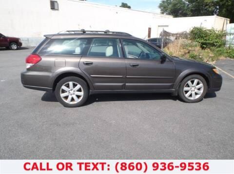 2008 Subaru Outback for sale at Lee Motor Sales Inc. in Hartford CT