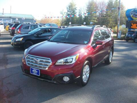 2016 Subaru Outback for sale at Auto Images Auto Sales LLC in Rochester NH