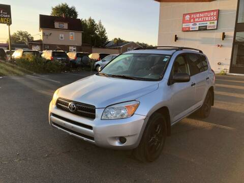 2006 Toyota RAV4 for sale at MAGIC AUTO SALES in Little Ferry NJ