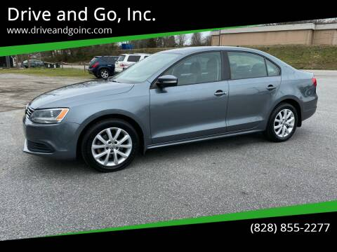 2011 Volkswagen Jetta for sale at Drive and Go, Inc. in Hickory NC