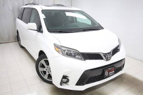 2018 Toyota Sienna for sale at EMG AUTO SALES in Avenel NJ