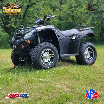 2021 Kymco MXU 450i LE for sale at High-Thom Motors - Powersports in Thomasville NC