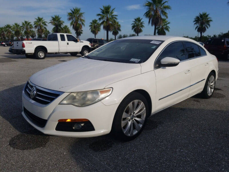 2010 Volkswagen CC for sale at LESS PRICE AUTO BROKER in Hollywood FL