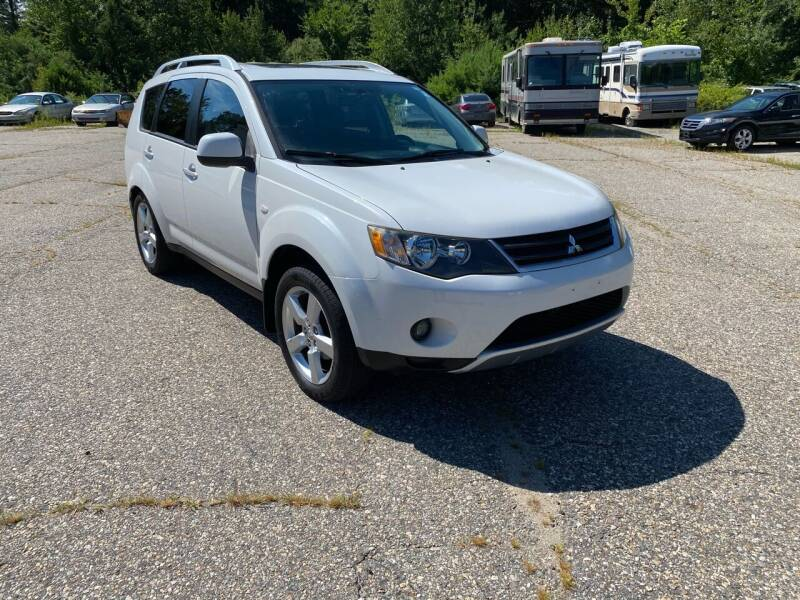2007 Mitsubishi Outlander for sale at Cars R Us Of Kingston in Kingston NH