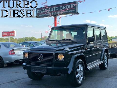 1993 Mercedes-Benz G-Class for sale at Divan Auto Group in Feasterville PA