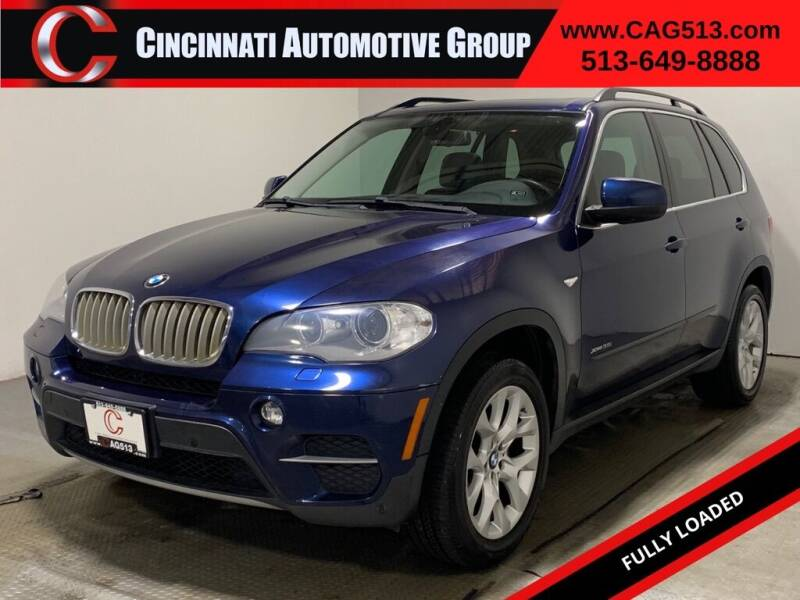 2013 BMW X5 for sale at Cincinnati Automotive Group in Lebanon OH
