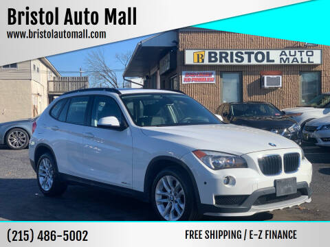 2015 BMW X1 for sale at Bristol Auto Mall in Levittown PA