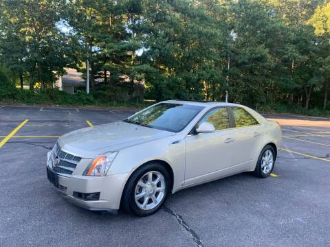 2009 Cadillac CTS for sale at Pristine Auto in Whitman MA