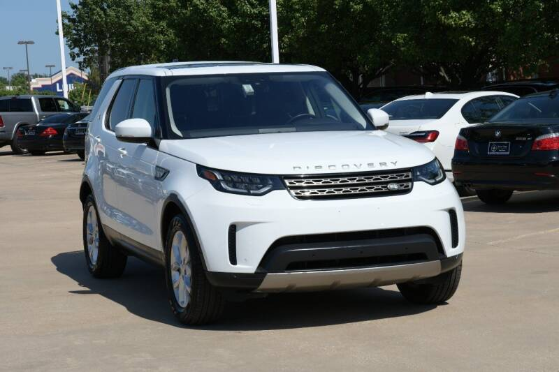 2020 Land Rover Discovery for sale at Silver Star Motorcars in Dallas TX