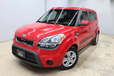 2013 Kia Soul for sale at Flash Auto Sales in Garland TX