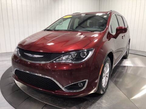 2018 Chrysler Pacifica for sale at HILAND TOYOTA in Moline IL