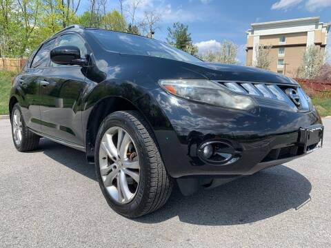 2009 Nissan Murano for sale at Auto Warehouse in Poughkeepsie NY