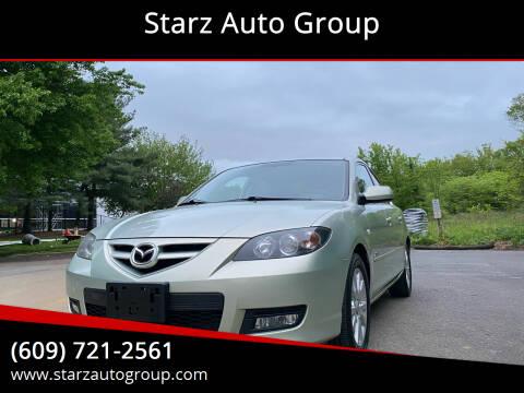 2008 Mazda MAZDA3 for sale at Starz Auto Group in Delran NJ