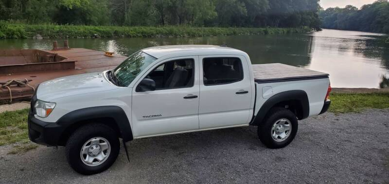 2012 Toyota Tacoma for sale at Auto Link Inc in Spencerport NY