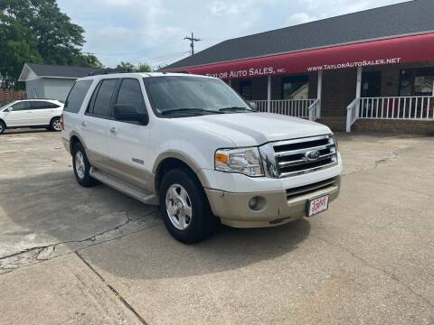 2007 Ford Expedition for sale at Taylor Auto Sales Inc in Lyman SC