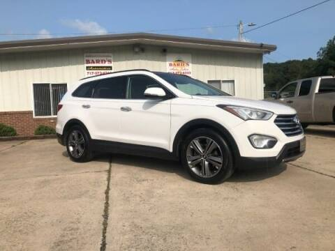 2013 Hyundai Santa Fe for sale at BARD'S AUTO SALES in Needmore PA