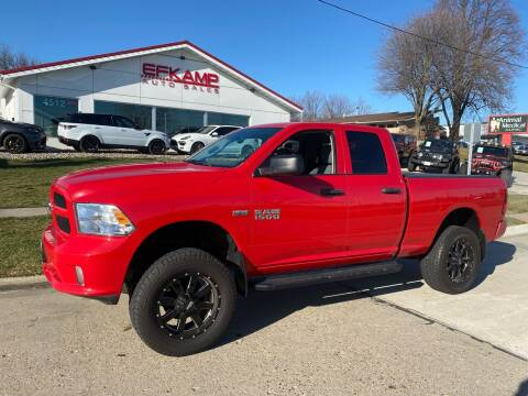 2017 RAM Ram Pickup 1500 for sale at Efkamp Auto Sales LLC in Des Moines IA
