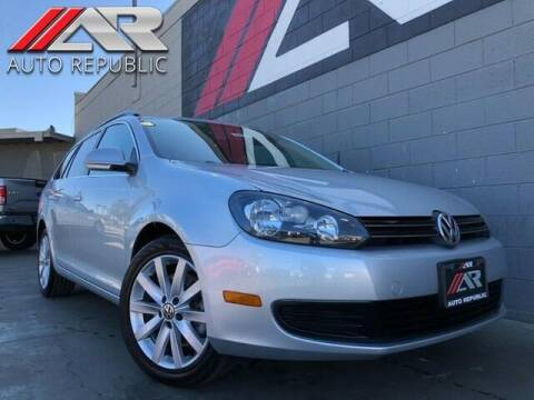 2014 Volkswagen Jetta for sale at Auto Republic Fullerton in Fullerton CA
