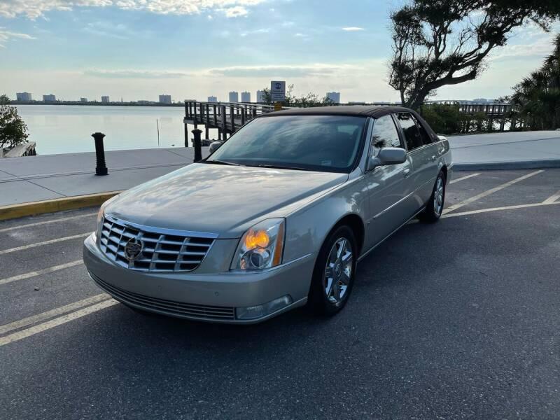 2007 Cadillac DTS for sale at Orlando Auto Sale in Port Orange FL