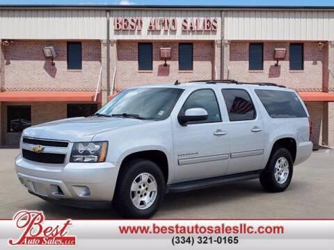 2013 Chevrolet Suburban for sale at Best Auto Sales LLC in Auburn AL