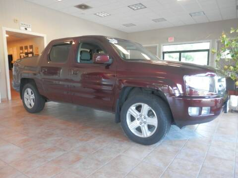 2009 Honda Ridgeline for sale at ABSOLUTE AUTO CENTER in Berlin CT