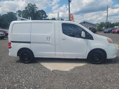 2013 Nissan NV200 for sale at Dick Smith Auto Sales in Augusta GA