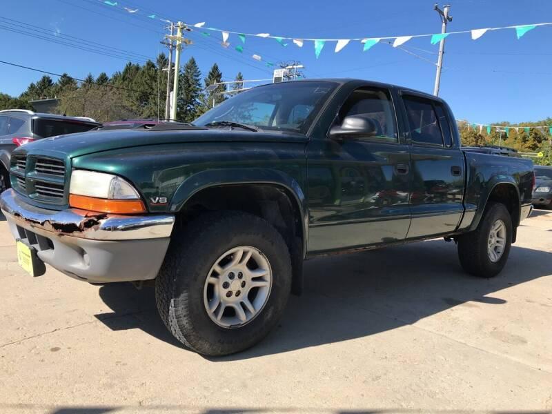2001 Dodge Dakota for sale at Super Trooper Motors in Madison WI