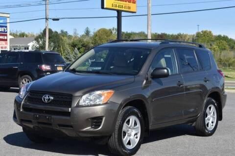2011 Toyota RAV4 for sale at Broadway Motor Car Inc. in Rensselaer NY