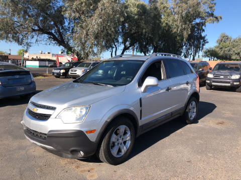 2013 Chevrolet Captiva Sport for sale at Valley Auto Center in Phoenix AZ