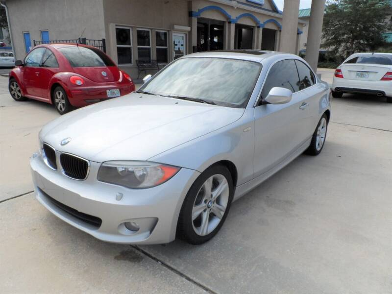 2013 BMW 1 Series for sale at Bavarian Auto Center in Rockledge FL