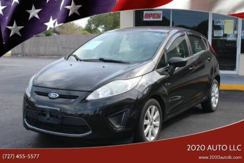 2011 Ford Fiesta for sale at 2020 AUTO LLC in Clearwater FL