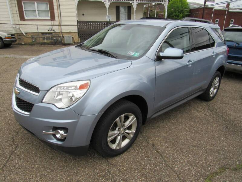 2015 Chevrolet Equinox for sale at Arnold Motor Company in Houston PA