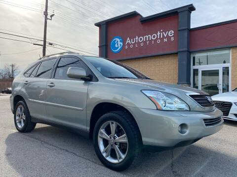 2007 Lexus RX 400h for sale at Automotive Solutions in Louisville KY