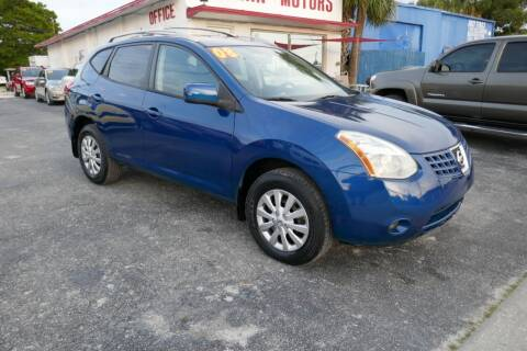 2008 Nissan Rogue for sale at J Linn Motors in Clearwater FL